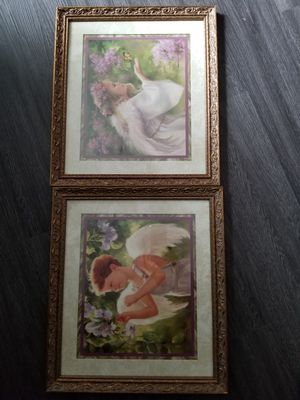 Home Interior angels pics for Sale in Aurora, CO