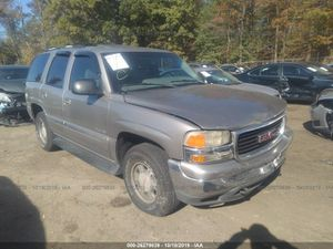 2000 GMC YUKON 209669 Parts only. U pull it yard cash only. for Sale in Oxon Hill, MD