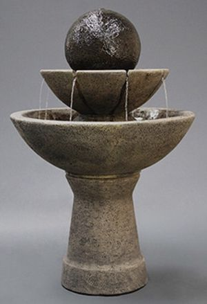 Zen Fountain Tall 2-Tier for Sale in Lexington, SC
