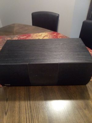 B& W center channel speaker for Sale in Buffalo Ridge, SD