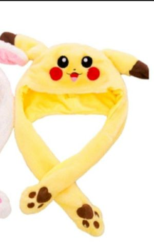 New Cute Picachu Hats with Flapping Ears for Sale in Azle, TX