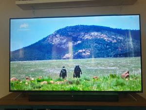 "65"" TCL ROKU SMART TV- very new- 65s513 model for Sale in Fullerton, CA"