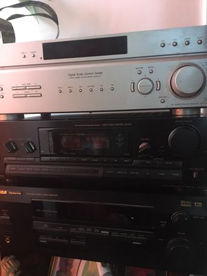 Stereo receivers for Sale in Pittsburgh, PA