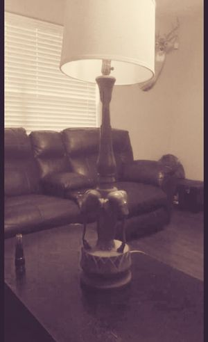 ELEPHANT LAMP for Sale in Houston, TX