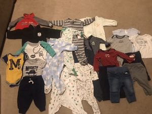 6 months Baby Boy clothes for Sale in Puyallup, WA