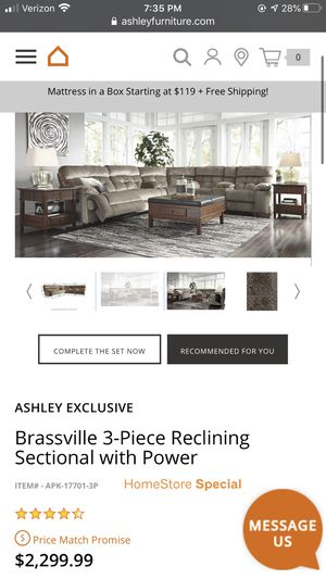 Reclining Couch and love seat for Sale in Murfreesboro, TN