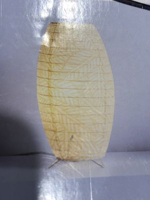 Patten paper lamp (2) for Sale in Fort Worth, TX
