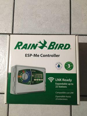 Rain bird sprinkler controller for Sale in Poway, CA