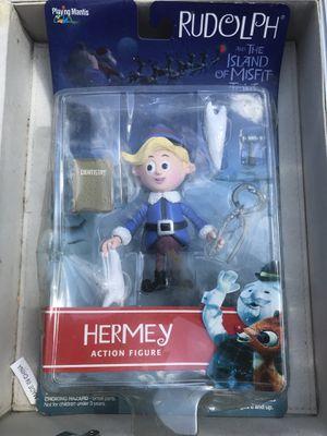 Hermey action figure for Sale in Warren, MI