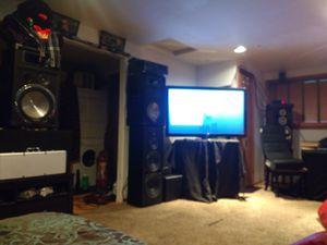 Speakers receivers audio eq for Sale in Lynnwood, WA