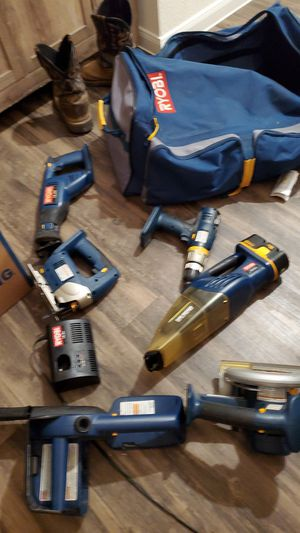 Nice set of power tools for Sale in Austin, TX