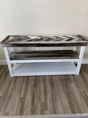 Reclaimed Farmhouse Console Table for Sale in Wheat Ridge, CO