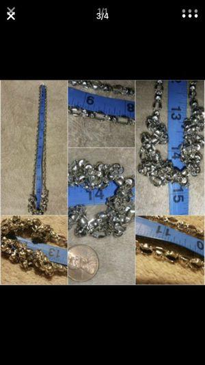 Gold chain for Sale in Dearborn, MI