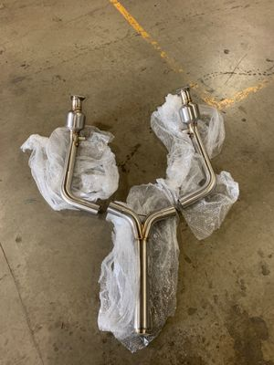 Nissan 350z G35 Exhaust Y Pipe 2003-2006 for Sale in Corona, CA