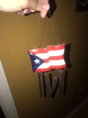 Puerto Rico wind charm for Sale in Waterbury, CT