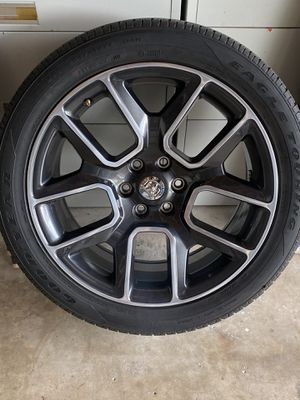 "22"" Ram wheels for Sale in Miami, FL"
