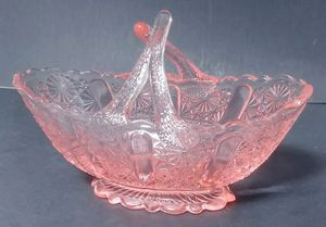 Vintage Pink Depression Glass Dish for Sale in Arlington, WA