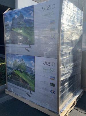 """65""""VIZIO 4K SMART T VS ON SALE!!! for Sale in Corona, CA"""
