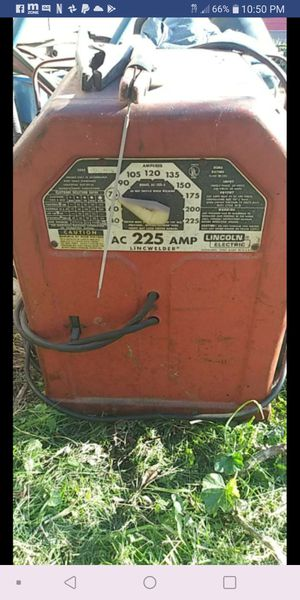 Lincoln Electric welder for Sale in Los Angeles, CA