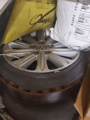 honda odyssey PAX tires for Sale in Houston, TX
