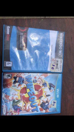 Nintendo Wii U games for Sale in Pelzer, SC