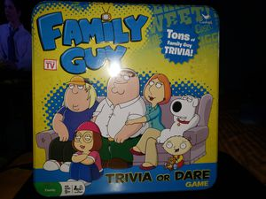 Family guy board game for Sale in Spanaway, WA