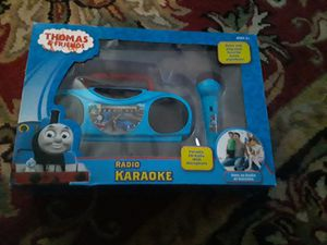 New THOMAS THE TRAIN KARAOKE for Sale in Tampa, FL