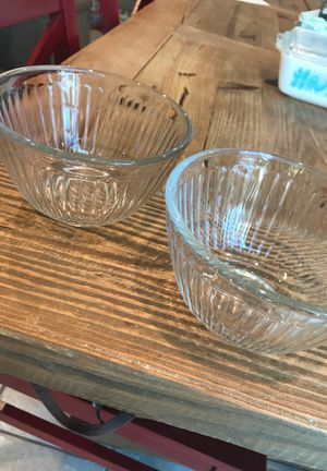 Vintage Pyrex bowls for Sale in Santa Ana, CA