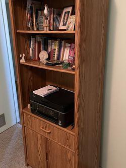 Bookshelf With Storage for Sale in Phoenix,  AZ