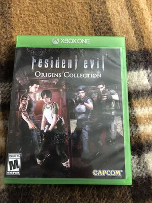Resident Evil Origins - Xbox One for Sale in Washington, IL