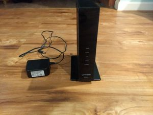 Linksys CM3016 Cable Modem for Sale in Fallston, MD