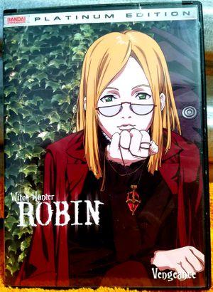 Witch Hunter Robin - Vengeance (Vol. 6 EPISODES 23 thru 26) DVD for Sale in San Diego, CA