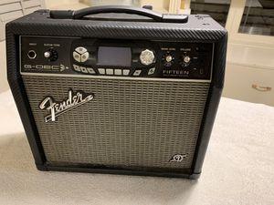Fender G-Dec 3 practice amp for Sale in Tempe, AZ