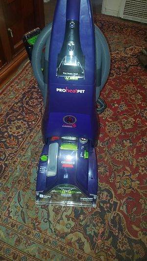 Bissell ProHeat Pet Advanced Deep Cleaner for Sale in Pomona, CA