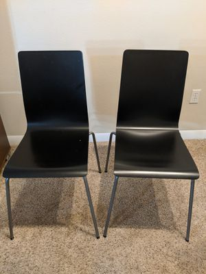 Ikea dining chairs! for Sale in Santa Clara, CA