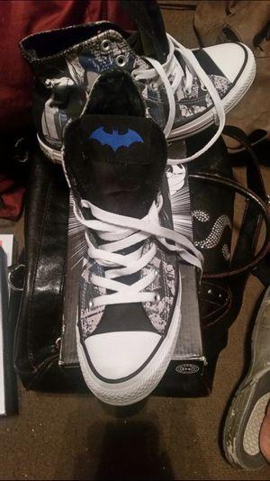 Batman Converse for Sale in Detroit, MI