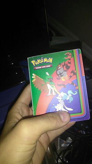 Pokemon card book for Sale in Tampa, FL