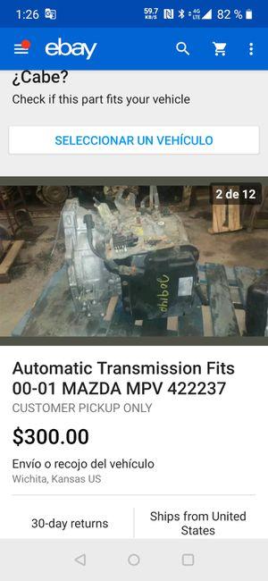 Trasmicion mazda mpv en buenas condiciones for Sale in Baldwin Hills, CA