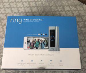 Ring video doorbell pro for Sale in Lutz, FL