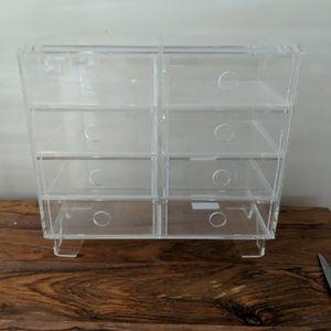 Acrylic Storage Organizer With 8 Drawers for Sale in Orange, CA