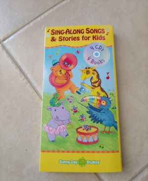 Like New Childrens Sing Along Songs & Stories for Sale in Tampa, FL