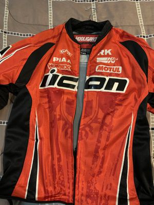 Icon motorcycle jacket for Sale in New York, NY