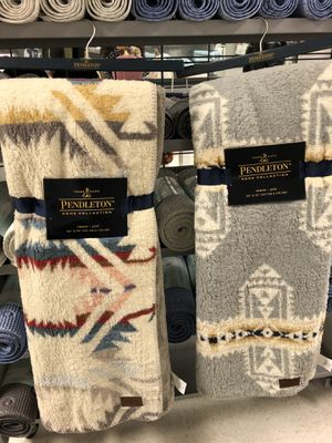 Pendleton throw blanket for Sale in San Francisco, CA
