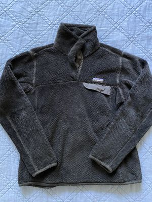 Patagonia - re- tool snap T pullover - fleece - size Medium for Sale in Alameda, CA