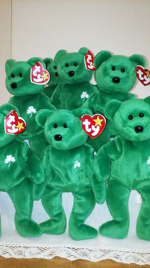 BEANIE BABIES-ERIN for Sale in Stamford, CT