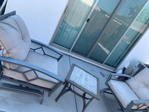 Outdoor furniture for Sale in Tracy, CA