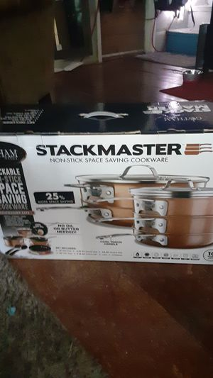 Brand new cookset for Sale in Oakland, CA