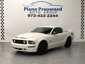 2008 Ford Mustang GT Manual for Sale in Plano, TX