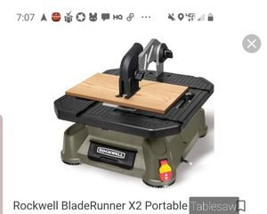 Rockwell Bladerunner saw for Sale in Wichita, KS