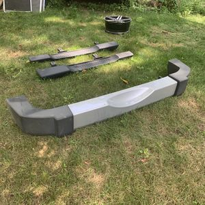 Jeep Wrangler JK Parts - Bumper, Rocker Steps, More for Sale in PA, US